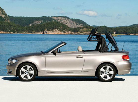 BMW 1 cabrio