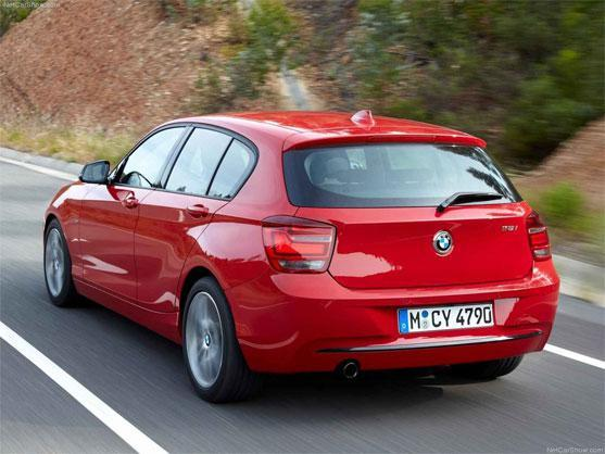 BMW 1 (хэтчбек 5дв)