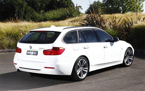 BMW 3 универсал