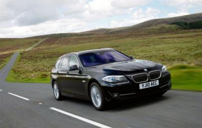 BMW 5-Series универсал