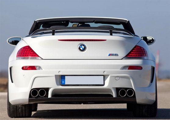 BMW 6-series cabrio