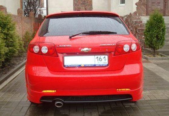 Chevrolet Lacetti 5d