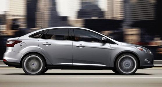 Ford Focus III 4d