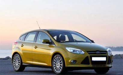 Ford Focus III 5d