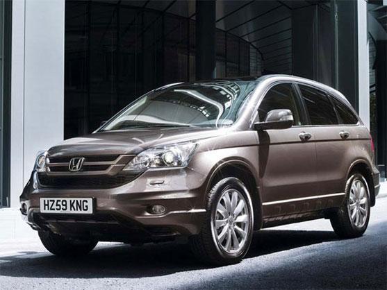 Honda CR – V – 2011