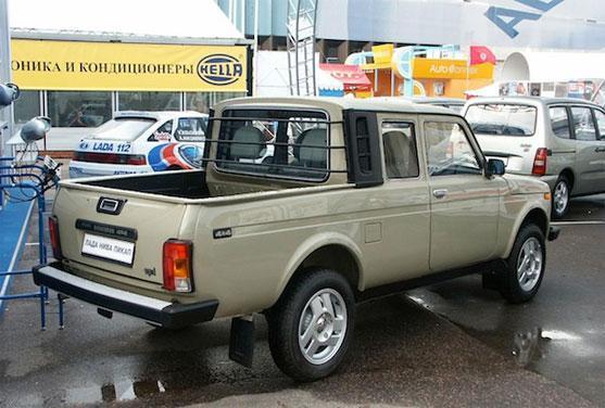 LADA 4x4 Pickup