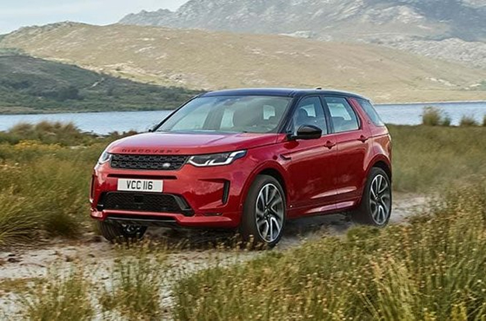 Land Rover Discovery Sport обзор
