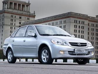 LIFAN Breez (sedan)