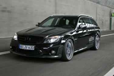 Mercedes-Benz C wagon