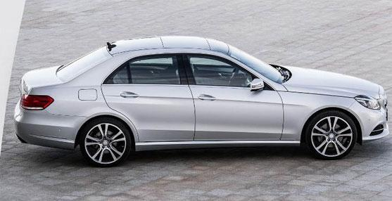 Mercedes-Benz E sedan