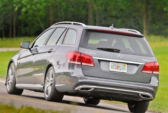 Mercedes-Benz E универсал