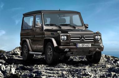 Mercedes-Benz G 3d