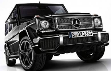 Mercedes-Benz G 5d
