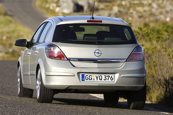 Opel Astra 5d Family