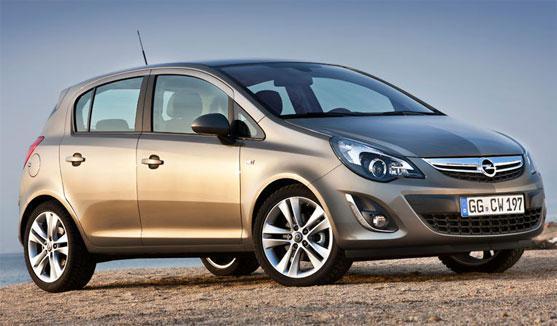 Opel Corsa 5 D