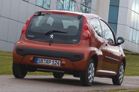 Peugeot 107 3d