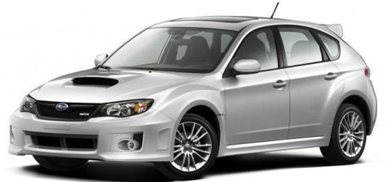 Subaru Impreza WRX 5d