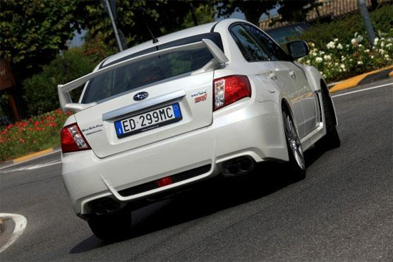 Subaru WRX STI 4d
