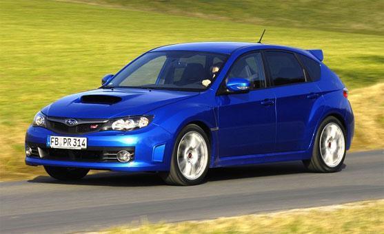 Subaru WRX STI 5d