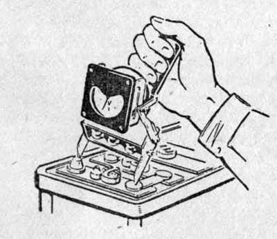 Проверка степени заряженности аккумуляторов