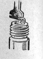 Регулировка зазора между электродами свечи