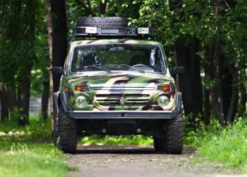 ВАЗ 21214 (Бронто)