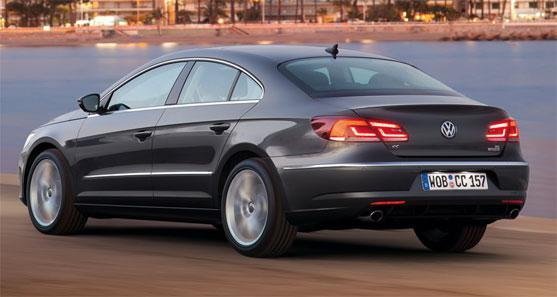 Volkswagen Passat CC 2012