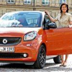 маленькие машины для женщин марки недорогие автомат