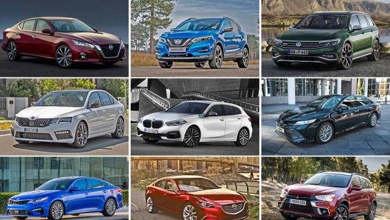 новое авто до 1000000 рублей с салона